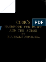 Cooks handbook for Egypt and the Sûdân-E.A.Wallis Budge-1906