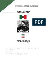 FASCISMO ITALIANO.doc