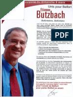 Profession de Foi Mr BUTZBACH 2