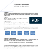 MANUAL PARA LA OBTENCIÓN DEL CERTIFICADO DE SELLO DIGITAL