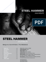 CA21099 Steel Hammer Digital Booklet