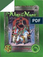 L5R - The Way of the Naga