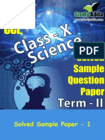 10th+Science+Term+II+ +Sample+Paper+ +1.Unlocked