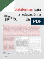 Las plataformas para educación a distancia.pdf