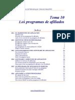 10 - Los Programas de Afiliados