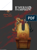 [l5r 4e] Legend of the Five Rings 4E - Emerald Empire