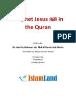 Jesus in Quran-Eng