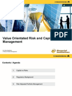 Basel II and Economic Capital (Mr. Kaufmann)