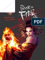 [l5r 4e] Legend of the Five Rings 4E - The Book of Fire
