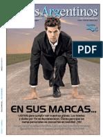 Tapa de Cielos Argentinos. Marzo 2014