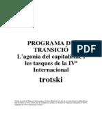 Programa de transició
