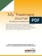 G-AFI-1066290_G 2013 AFI Breast Adv BC AIM Patient Starter Kit Journal