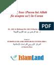Isus Pbh, In Quran_rom