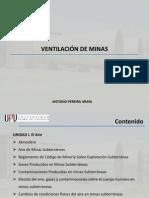 00 Capitulo 00 - Ventilación de Minas - Temario y Evaluación