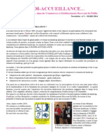 Newsletter N°1mars 2014 HPB