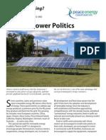 Watt's#32powerpolitics