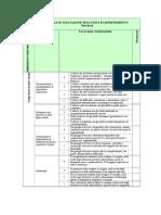Griglia Valutazione UDA