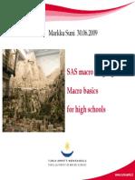 SAS Slides42 Macro