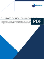 The State of Health