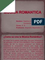 Musica Romantica - Cata