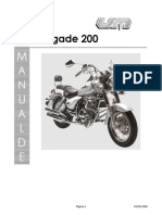 Manual Renegade Despiece