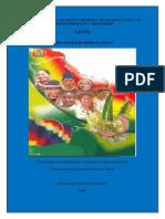 Plan Estrategico de Salud y Medicina Tradicional