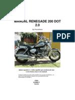 Manual Renegade 200 DOT (2.0)