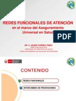 REDES FUNCIONALES DE ATENCIÓN