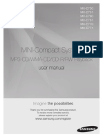 User Manual Samsung MX E750 E760 E770 0424 ENG CMS