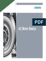 Siemens Ac Motor Basics