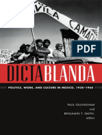 Dictablanda edited by Paul Gillingham & Benjamin T. Smith