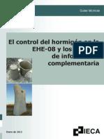 El Control Del Hormig%F3n