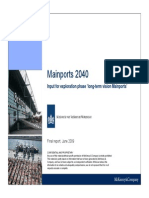 Mck Mainports 2040 Final Report