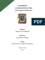 Monografia de Sistemas Coordenadas