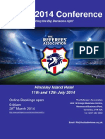 Conference Information 2014