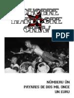 Ochobre Hardcore Crew (Númberu 1)