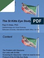 The St Kitts Eye Study
