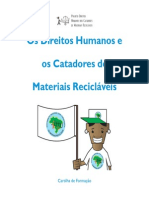 CartilhaDHsdosCatadores-MNCMR