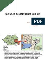 Regiunea de Dezvoltare Sud-Est(1)