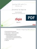 Qml Cpp Integration