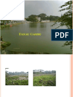 Danau Gasibu Bandung
