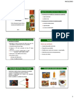 2 - Composicao Quimica de Frutas e Hortalicas
