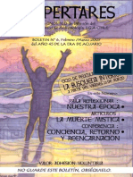 Boletin Gnostico Despertares N6 Febrero 2007