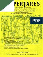 Boletin Gnostico Despertares N17 Septiembre 2012