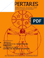 Boletin Gnostico Despertares Numero Especial 3 Convencion Chilena