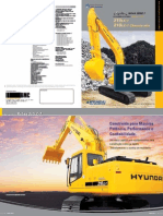 Escavadeira - Hyundai R210LC-7