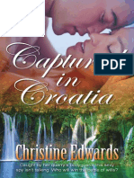 Captured in Croatia, by Christine Edwards, Chapter 1