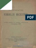 Episcopatul românilor macedoneni