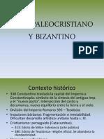 Arte paleocristiano y bizantino.ppt