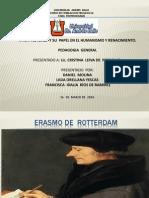 Autores y Su Papel en El Humanismo y Renacimiento